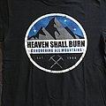 Heaven Shall Burn - TShirt or Longsleeve - Heaven Shall Burn - Mountains