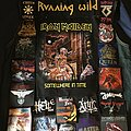 Raven - Battle Jacket - My Battle Jacket in Heavy Metal / Hard Rock