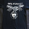 Rise Against - TShirt or Longsleeve - Rise Against - Logo with eagle