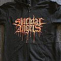 Suicidal Angels - Hooded Top - Suicidal Angels Moshing Crew