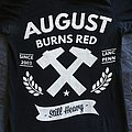 August Burns Red - TShirt or Longsleeve - August Burns Red Hammers