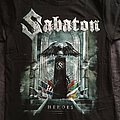 Sabaton - TShirt or Longsleeve - Sabaton - Heroes