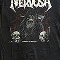 Nervosa - TShirt or Longsleeve - Nervosa - Downfall of Mankind