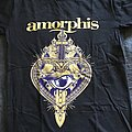 Amorphis - TShirt or Longsleeve - Amorphis - Heart of the Giant - Queen of Time World Tour 2019/ 2020