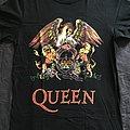 Queen - Logo TShirt or Longsleeve