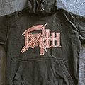 Death - Hooded Top - Death  - The Sound of the Perseverance