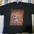 Disgorge She Lay Gutted T TShirt or Longsleeve