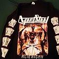 Agent Steel alienigma 2007 european tour