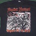 Bestial Warlust vengeance war 'till death
