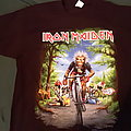 Iron Maiden France  event 2018 TShirt or Longsleeve