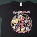 Iron Maiden bring your daughter to the slaughter TShirt or Longsleeve