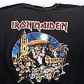 Iron Maiden Mexico event 2019 TShirt or Longsleeve