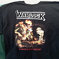Warlock burning the witches TShirt or Longsleeve