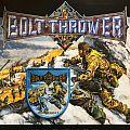 Bolt Thrower - Mercenary Patch