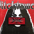 Witchtower - Hammer Of The Witches Patch
