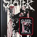 Watain - Slayer Magazine - Blood Fire Death Patch