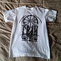 Грай (Grai) white wheel & sickle T-shirt