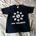 Nine Treasures - TShirt or Longsleeve - Nine Treasures self-titled T-shirt
