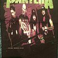 Pantera Backpatch