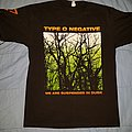 Type O Negative - TShirt or Longsleeve - Type O Negative - Suspended In Dusk (2020 Reissue)