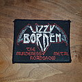 Lizzy Borden - The Murderess Metal Roadshow - vintage patch