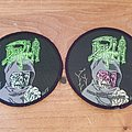 Death - Mr. Purple Leprosy & Mr. Pale Leprosy - Patches