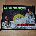 Faith No More - The Real Thing - Patch