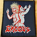 Exodus - Bonded By Blood - vintage patch