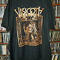 Visigoth - Bells Of Awakening - Exclusive Metallic Bronze Tour Support T-Shirt