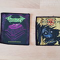 Gorguts & Protector - Patches