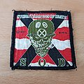 S.O.D. - Stormtroopers Of Death - Patch
