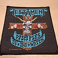 Testament - Disciples Of The Watch - Patch