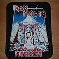 Iron Maiden - Powerslave - Patch