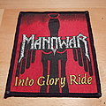 Manowar - Into Glory Ride - vintage patch