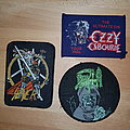 Death + Ozzy + Slayer - Patches