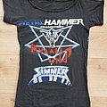 Running wild / Sinner - German Metal Attack - Tour Shirt '85