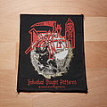 Death - Individual Thought Patterns - vintage patch