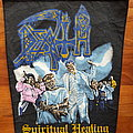 Death - Spiritual Healing - vintage backpatch