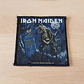 Iron Maiden - Benjamin Breeg - patch