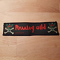Running wild - Death or Glory - vintage superstrip patch