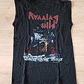 Running wild - Under Jolly Roger - Tour Shirt '87/'88