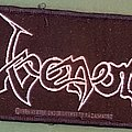 Venom - Logo - Patch