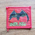 Overkill - Patch - Overkill - Under The Influence - patch