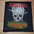 Sepultura - Death From The Jungle - Patch