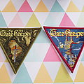 Gatekeeper - East Of Sun / Grey Maiden - Patches