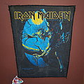 Iron Maiden - Fear Of The Dark - vintage backpatch