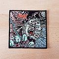 Hirax - Raging Violence - Patch