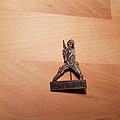 Iron Maiden - Somewhere In Time - vintage promo pin Pin / Badge