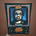King Diamond - Conspiracy - vintage backpatch