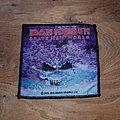 Iron Maiden - Brave New World 2000 - vintage patch
